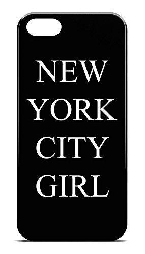 New York City Girl für iPhone 6 Hipster Hülle Cover Case Bumper Schutzhülle Schale Swag Loomiloo®