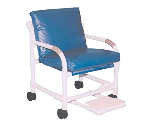 "MJM 505-3-MRI MRI Transfer Chair, 200 oz Capacity, 40.5"" ..."