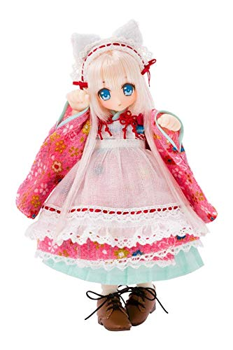 Lil ' Fairy - little maid --wants to borrow cat's hand? -Lipu completed doll by Azone International (AZONE INTERNATIONAL) (Image #1)