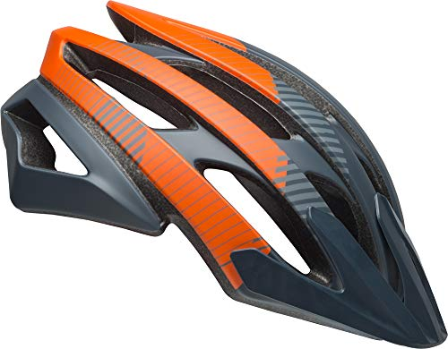 Bell Catalyst MIPS Adult Bike Helmet - Bluster Matte Slate/Orange/Coal - Medium (55-59 cm) (Best Looking Bike Helmet)