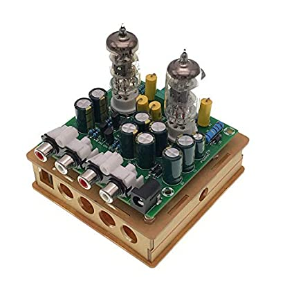 XZANTE El Más Nuevo Amplificador Preamplificador de Tubo 6J1 ...