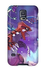 BrianJF Galaxy S5 Well-designed Hard Case Cover Pokemon Protector