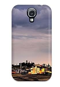 New Design Shatterproof CBaWrkI4173yyPSY Case For Galaxy S4 (berlin City )