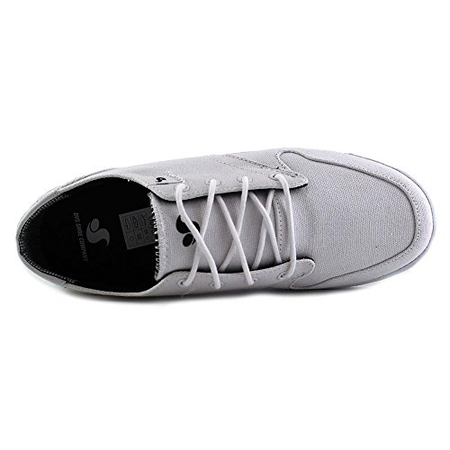 DVS Whitmore White Canvas Mens 41 (44)