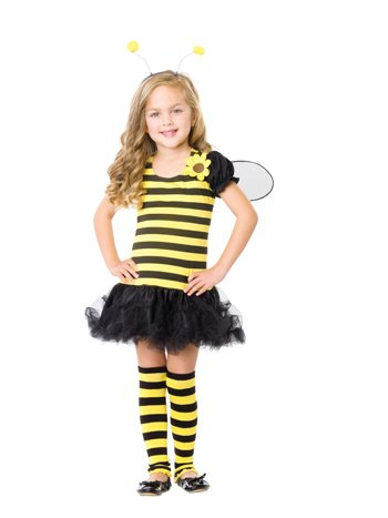 Leg Avenue Child Honey Bee Costume - Large -