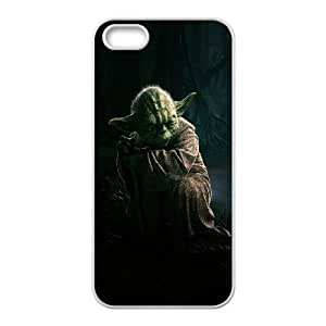 Star Wars Yoda 005 iPhone 4 4s Cell Phone Case White present pp001_7913306