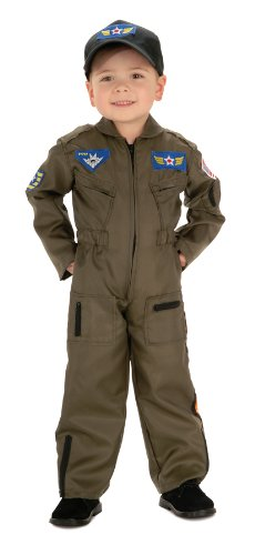 Air Force Fighter Pilot Child Costume (Small)