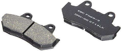 EBC Brakes FA69/3 Disc Brake Pad Set