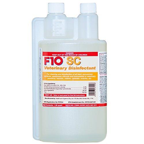 (F10 Veterinary Disinfectant)