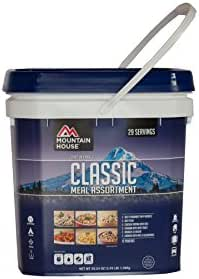 Mountain House Just In Case.Classic Assortment Bucket