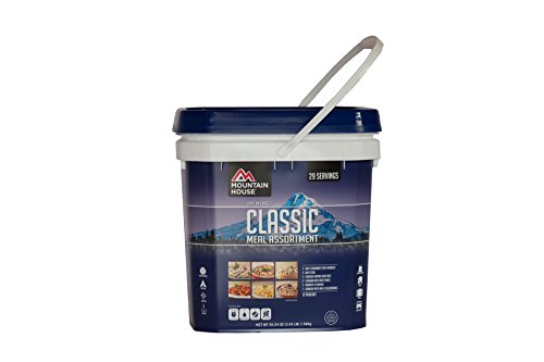 Food Kit - Mountain House Classic Bucket