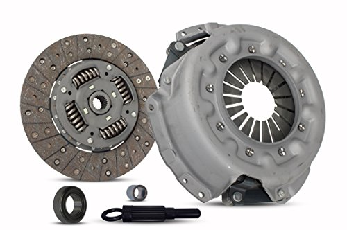 Clutch Kit Works With Nissan D21 300Zx Turbo E Se 3.0L V6 GAS SOHC Naturally Aspirated Turbocharged