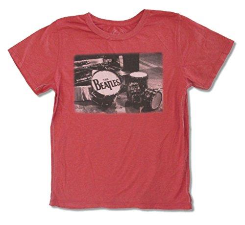 the-beatles-trunk-ltd-bass-drum-logo-brick-youth-kids-t-shirt-5