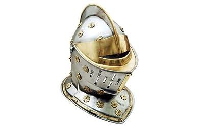 Szco Supplies Golden Knight Helmet