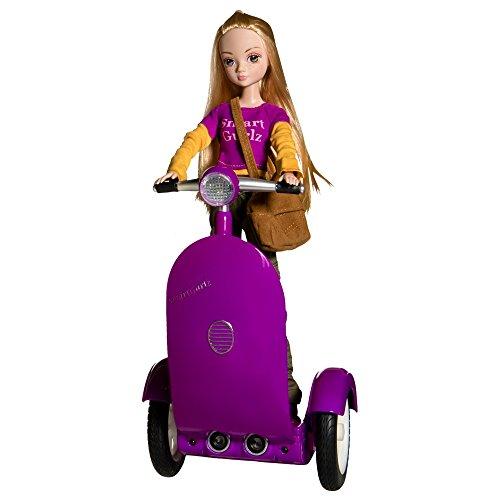 image Oregon Scientific SG16301C Smartgurlz, Apprendre A Coder En S'amusant (Jen) Violet