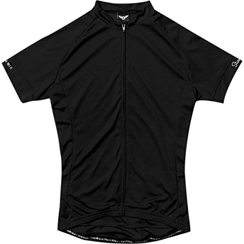 Twin Six Standard Short-Sleeve Jersey - Men's Black, XXL
