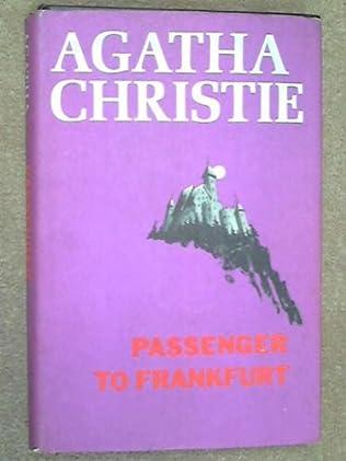 book cover of Passenger to Frankfurt