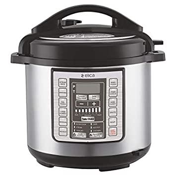 Elica Electric Pressure Cooker with 7 in 1 Multi Functional