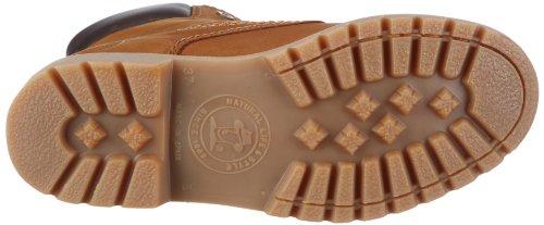 Panama Jack Panama 03 Wool B5 - Brogue de cuero mujer marrón - Braun (Cuero / Bark)