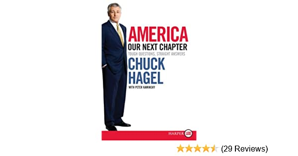 America: Our Next Chapter LP: Tough Questions, Straight