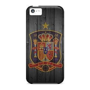 Cute Tpu EOV Espana Iphone 4 Case Cover For Iphone 5c