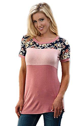 shopglamla-short-sleeves-floral-colorblock-jersey-top-colorblock-mauve-l