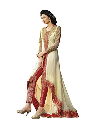 Salwar Unstitched Suit Sarees Diva Bollywood Jay wB80qvxx