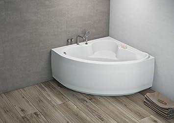 Vasche Da Bagno Angolari 120 120 : Standard vasca angolare simmetrica versione cm cm