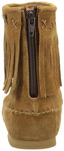 Les Tropéziennes par M. BelarbiCrabe - Botas Mujer Marrón - marrón (camel)