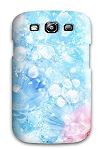 S3 Scratch-proof Protection Case Cover For Galaxy/ Hot Flower S Phone Case