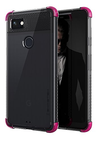 Pixel 2 XL Ultra Slim Case, Ghostek Covert Contemporary Modern Design Cover | Premium Drop Protection | for Google Pixel 2 XL 2017 | Pink for $<!--$9.99-->