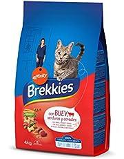 Brekkies Alimento per Gatti con Manzo Ortaggi e Cereali- 4000 gr