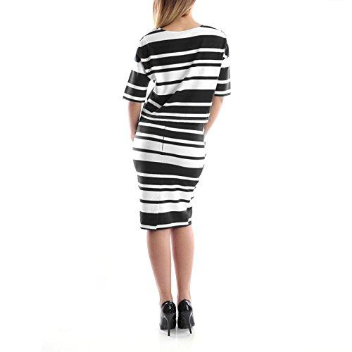 La Modeuse - Camiseta sin mangas - para mujer Multicolor