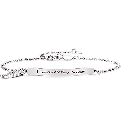 Boniris Insipirational Bracelet Valentines Graduation product image