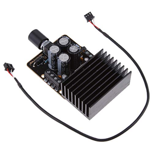 Baosity TDA7377 Car Audio Stereo Amplifier Board 30W+30W Class AB Dual-Channel Amp