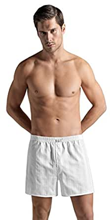 Hanro Men S Big And Tall Retro Boxer White 3x Large At Amazon Men S Clothing Store Boxer Shorts
