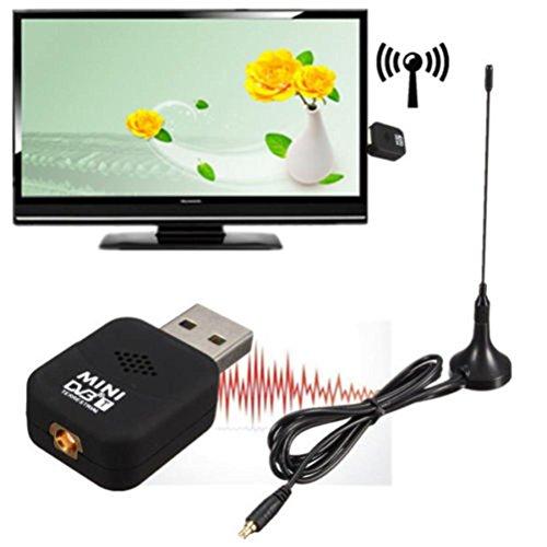 GOTD Mini DVB-T USB 2.0 Digital TV HDTV Stick Tuner Recor...