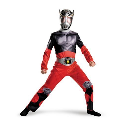 Kamen Rider Black Costume (Dragon Knight Classic Costume, Child L(10-12))