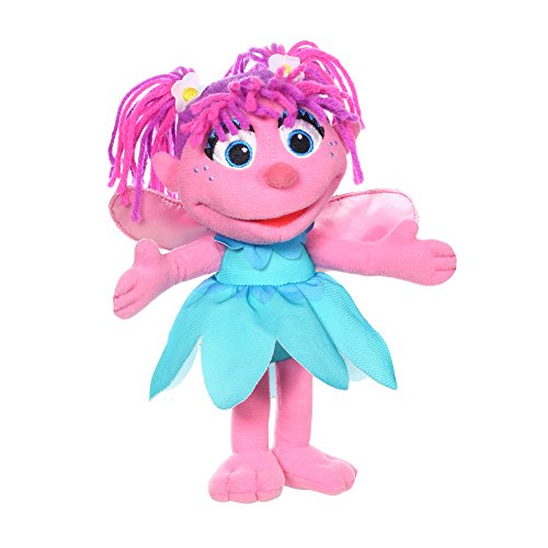 Sesame Street Mini Plush Abby Cadabby Doll: 10-inch Abby Cadabby Toy for Toddlers and Preschoolers, Toy for 1 Year Olds and Up ()