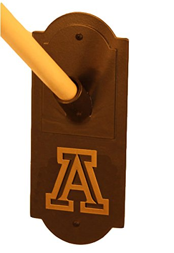 Henson Metal Works 3500-39 University of Arizona Logo Flag Holder