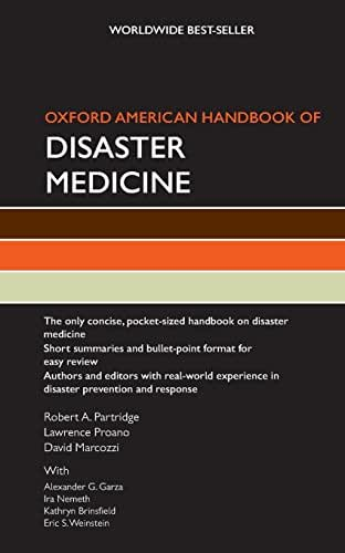 Oxford American Handbook of Disaster Medicine (Oxford American Handbooks of Medicine)