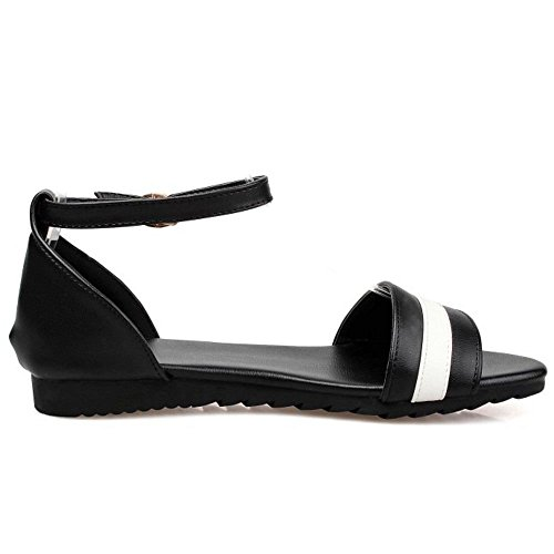 Scarpe Black Spiaggia Zanpa Girls Estate Comfort ICqXBwg