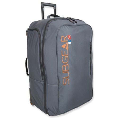 Subgear by Scubapro Scuba Diving Roller Gear Bag