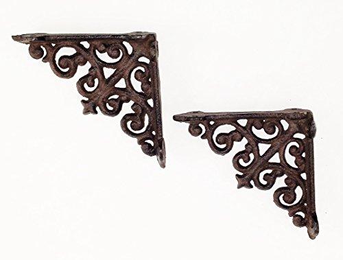 cast iron scroll - 4