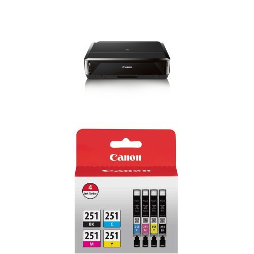 Canon Office Products IP7220 Wireless Color Photo Printer wi