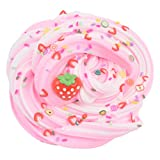 HappyTimeSlime Soft Slime with Charm,Multicolor