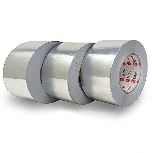 XFasten Professional Aluminum Foil Tape, 3.6 mil (2