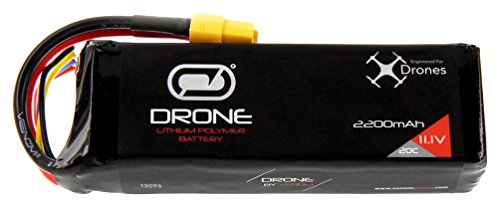 DJI Phantom Battery by Venom 20C 3S 2200mAh 11.1 LiPo with Venom XT60 Plug