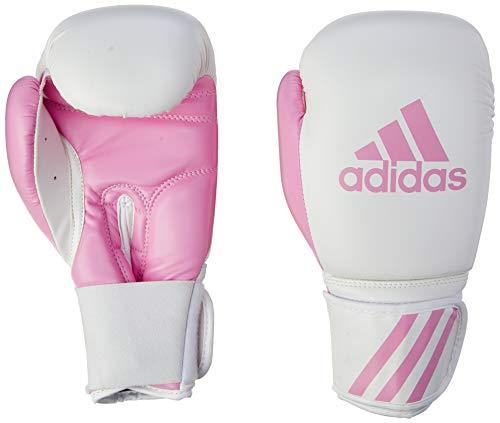 ADIDAS Response Boxing 10OZ  Branco/Rosa