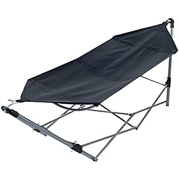 Amazon Com Stalwart Portable Hammock With Frame Stand